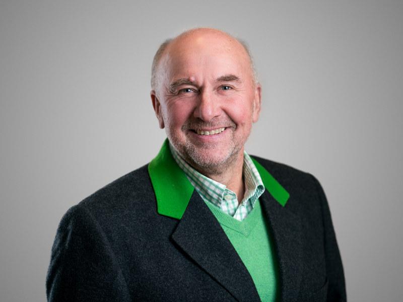 Gerhard Oberholzner
